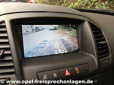 Rückfahrkamera Opel Insignia, Insignia ST, Insignia 4 Türer (Einbau kostenlos)