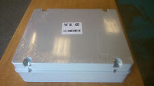 PLASTIC-ENCLOSURE-JUNCTION-BOX-ADAPTABLE-PVC-IP56 380 x 300 x 120mm