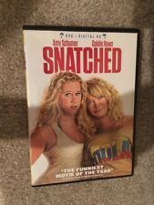 Snatched DVD