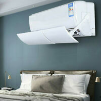 Universal Direct Blowing Home Air Conditioner Adjustable Wind Shield Deflector