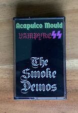 Acapulco Mould VampyreSS Lim. 25 NEW Cassette MC Tape Black Magick SS Edelweiss