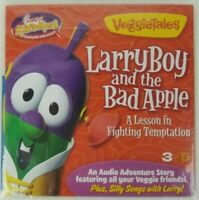 Veggie Tales Larryboy And The Bad Apple Vol. 3 of 5 Music CD Chick-Fil A 2011