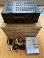 Onkyo TX-SR607 7.2 210 Watt AV Receiver