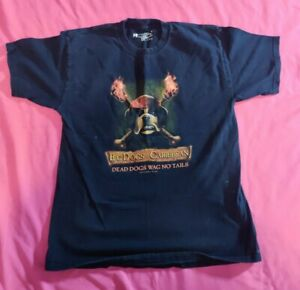 Kids Big Dogs Of The Caribbean T Shirt Size XL