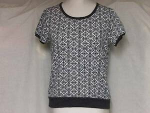 RIVER ISLAND CUTE IVORY GREY STRETCH KNITTED TOP JUMPER LADIES SIZE 12 TEEN GIRL