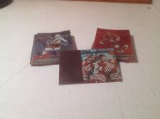 1993-94 Donruss Hockey Team USA & Canada Sets. 44 total cards.
