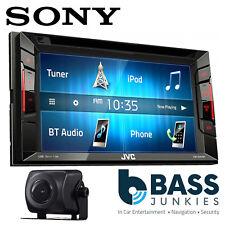 "VW T5/T5.1 JVC 6.2"" Double Din DAB+ Bluetooth CD DVD iPhone & Reverse Camera"