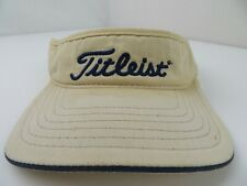 Titleist Golf Golfing Adjustable Adult Visor Cap Hat