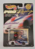 Team Hot Wheels Pro Racing 1997 Nascar Mark Martin #6 Ford Thunderbird 1/64