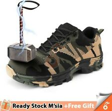 1030 Thor Men Plus Size Outdoor Steel Toe Cap Military Safety Shoes Safetly