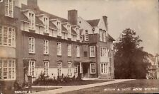 High Wycombe. Butler & Barry House by Findlow & Co.