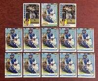 Lot of (13) 2019 Topps WILL SMITH Rookie Card #US199 RC Los Angeles Dodgers🔥