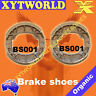FRONT REAR Brake Shoes for HONDA XR 75 K5 1979
