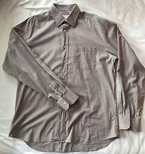 Camicia PRADA Tg.43. Beige