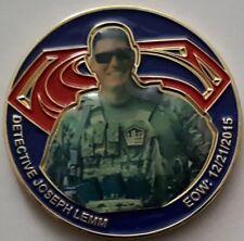 NYPD Detective Joseph Lemm 3689 EOW  12/21/2015 SA USAF Insp General Superman