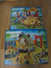 LOTE  PLAYMOBIL REFERENCIA 4851 Y 4852 ANIMALES