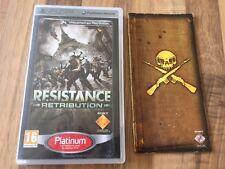 PSP:        RESISTANCE RETRIBUTION             PAL FR