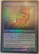 Expert d'Ouidargent PREMIUM / FOIL VF - French Silvergill Adept -  Mtg Magic