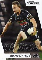 ✺New✺ 2019 PENRITH PANTHERS NRL Card DYLAN EDWARDS Traders Best & Less