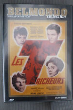 DVD les tricheurs TBE 1958 jean paul belmondo