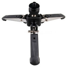Universal Three-Foot Support Stand Monopod Base for Tripod Head DSLR L2S5 D5Y1