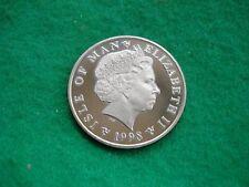 1998 isle of man Virenium £5 pound Prince Charles 50th Birthday scarce  FREEPOST