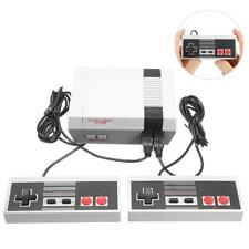 NES Game Console Classic Edition Built-in 600 Games+2 Controllers 8 Bit PAL&NTSC