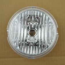 For Honda TODAY AF61 AF 67  Round Chrome Motorcycle Headlight Headlamp Head Lamp