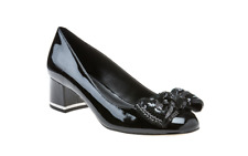 Michael Michael Kors Paris Block-Heel Pumps Multiple Sizes