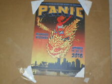 Widespread Panic Riverside Theater Milwaukee, WI 10-19/21-18 Poster