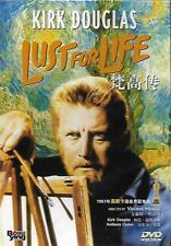 Lust for Life DVD Kirk Douglas Anthony Quinn Vincent Van Gogh NEW 1956 R0