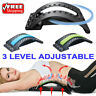 Lumbar Massager Stretcher Fitness Massage Equipment Back Muscle Relax Tools AU