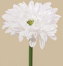 Juego de 3 GERBERA FLOR FLOR polos artificiales flor planta flor Artística