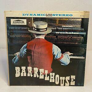 Moe Wechsler – Barrelhouse: Forum 1957 Vinyl LP Stereo (Jazz Ragtime Dixieland)
