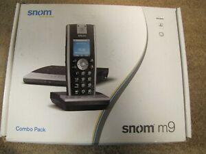 Snom m9 Combo PackCordless Business Phone Handset Base