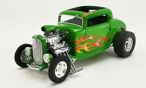 1:18 scale Ford Hot Rod-Rat Fink-1932 Die-cast Model - A1805019