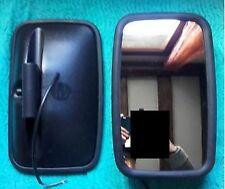 Wing mirror glass avec base chauffée pour NISSAN CABSTAR s/'adapte à 2003 To 2007 GAUCHE