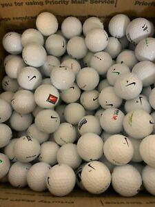 100 MINT NIKE Used GOLF BALLS AAAAA