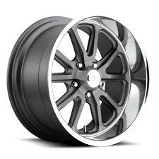 17x7 Us Mag Rambler U111 5x4.75 ET1 GunMetal Matte Wheel (1)