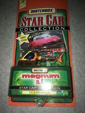 Matchbox Star Car Collection Tom Selleck Magnum P.I. T.C.'s Helicopter MIP