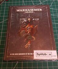 Warhammer 40K Hardback Rulebook 8th Edition