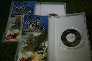 2 of Used Monster hunter portable Playstation PSP Japan version monhun