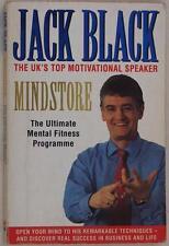 JACK BLACK MINDSTORE PSICOLOGIA BENESSERE MENTALE MENTE AUTOGRAFO MENTAL FITNESS