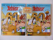 2 VARIANTES Album Collecteur CARREFOUR + 1 série 124 images Astérix » UDERZO
