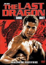 The Last Dragon R1 DVD Martial Arts Taimak Vanity