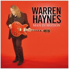 Warren Haynes - Man In Motion [CD]