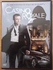DVD,007 James Bond,Casino Royale.Daniel Craig,