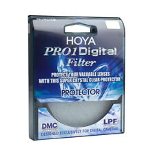 Genuine Hoya 37mm Pro1 Protector Filter. Pro Quality Multi-Coated Glass. Lens UV