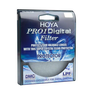 Genuine Hoya 77mm Pro1 Protector Filter. Pro Quality Multi-Coated Glass. Lens UV