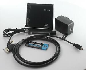 Sony  MZM200 Professional Portable Hi MD Recorder - VGC (MZ-M200)